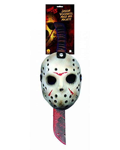 Jason Machete & Hockey Maske