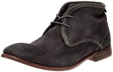 HUDSON - Boots - Homme - Chukka Cruise Suede Gris pour homme, Gris (Suede Grey), 42 EU