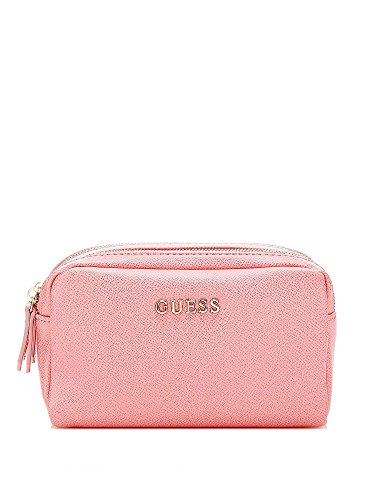 guess-isabeau-double-zip-holdall-pink