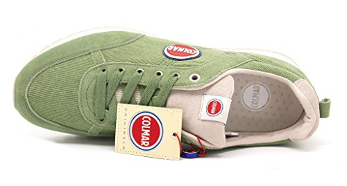COLMAR ORIGINALS TRAVIS COLORS 003 GRAY-NAVY Olive/Beige