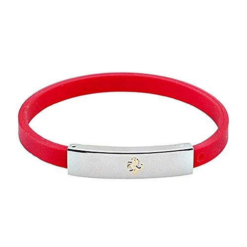 stahl-und-18k-goldarmband-motiv-roten-gummi-pferd-ferrari-aa6679