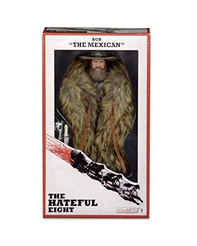 Hateful Acht 37.950,1cm die bekleidet Bob Demjan flösselhechte Figur, 20,3cm