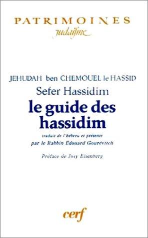 Le Guide des hassidim par Edouard Gourévitch