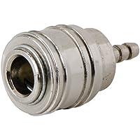 Silverline 238650 - Acoplador europeo para mangueras neumáticas (Manguera Ø8 mm)