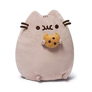 "GUND Cookie Soft Toy 9.5"" Pusheen-Galletas de Peluche (2,4 cm), Multicolor (Spin Master 6052841)"