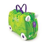 Trunki Ride-on Suitcase - Trunkisaurus Rex (Green)