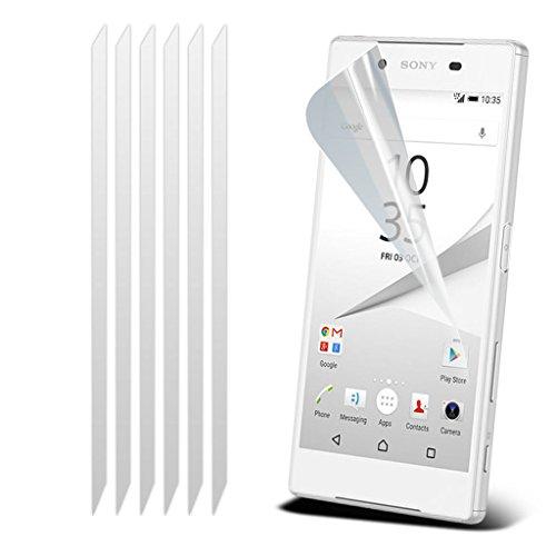 Fall für <b>      Sony Xperia Z5 hülle     </b>     Case Universal Car Phone Halter Halterung Armaturenbrett und Windschutzscheibe für iPhone y i -Tronixs Screen Protector (6 Pack)