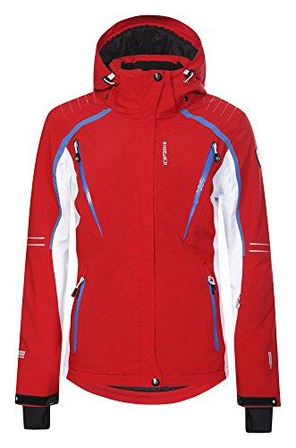 Icepeak Maia Veste pour femme 44 Rouge - Coral/Red