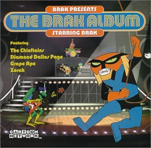 Space Ghost's Brak Album