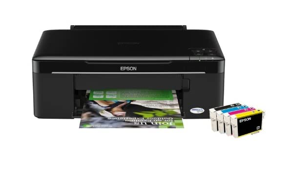 DRIVER: EPSON STYLUS SX125 ALL-IN-ONE PRINTER