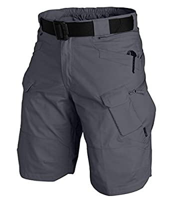 URBAN TACTICAL SHORTS® 11'' - PolyCotton Ripstop - Shadow Grey