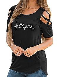 Blusas Negra Ropa Tops Rosa Y Camisetas Camisetas Amazon es E40xwq0p cec3ee3d3c6