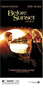 Before Sunset [VHS]
