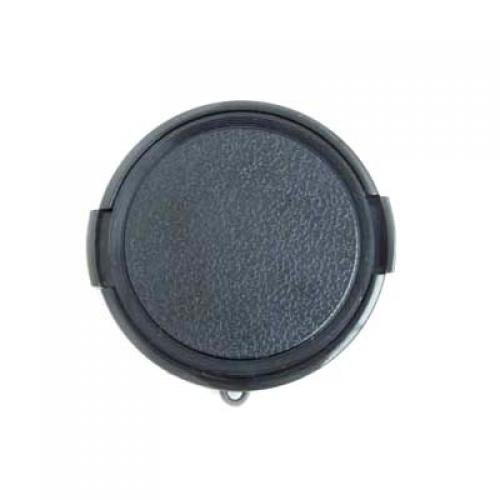 Imported 58mm Plastic Snap On Camera Lens Cap for Nikon Olympus Pentax Ricoh Sanyo  available at amazon for Rs.130
