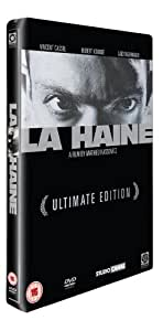 La Haine - Ultimate Edition (Limited Edition Steel Tin packaging) [DVD]