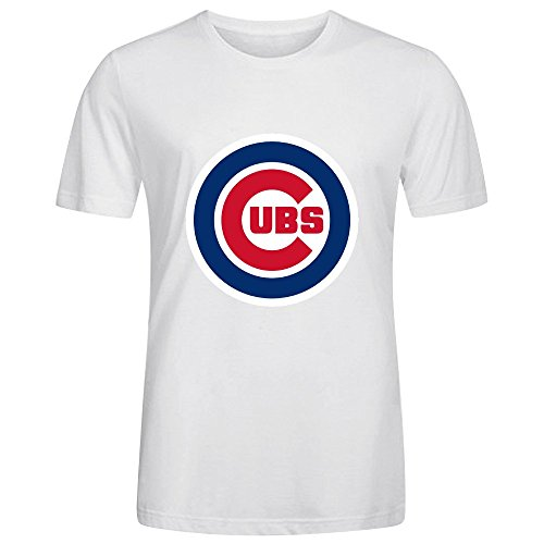 mlb-chicago-cubs-team-logo-crew-neck-t-shirts-for-men-100-cotton-xxx-large