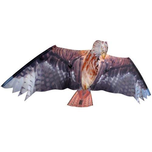 Brookite 105 x 47 cm Kite (Red)