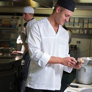 camisa-de-cocinero-dennys-100-algodon-manga-larga-ligera-l-pecho-44-44