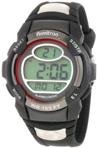 rmbanduhr- 40/8089RED (Armitron Herren Uhren Casual)