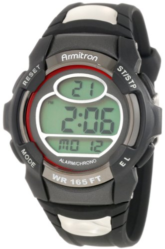 Armitron 40-8089RED - Reloj para hombres