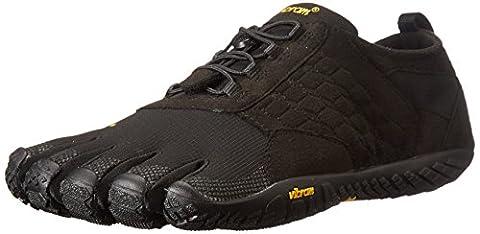 Vibram FiveFingers Trek Ascent, Chaussures Multisport Outdoor Homme, Violet (Black), 43 EU