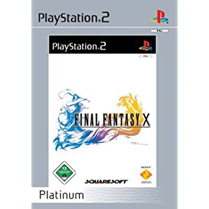 Final Fantasy X – PS2 Platinum