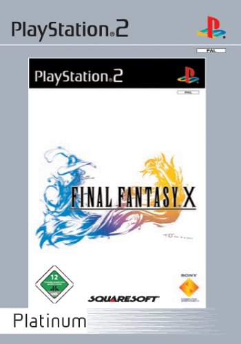 Final Fantasy X - PS2 Platinum - Fantasy 2 Playstation Final