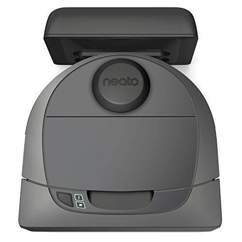 Neato 945-0246 Botvac D3 Connecté Aspirateur Robot avec Système de navigation Graphite Gris 1,6L 30W