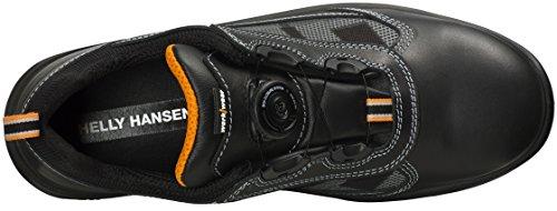 Helly Hansen 78209_992-43 Oslo Chaussures de sécurité Boa Ww Taille 43 Noir/Orange orange