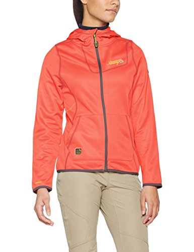 Geographical Norway TABOULE Lady Chaqueta técnica, Naranja Coral, XX-Large para Mujer