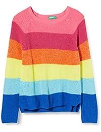 United Colors of Benetton Maglia G/C M/L Jersey para Niñas
