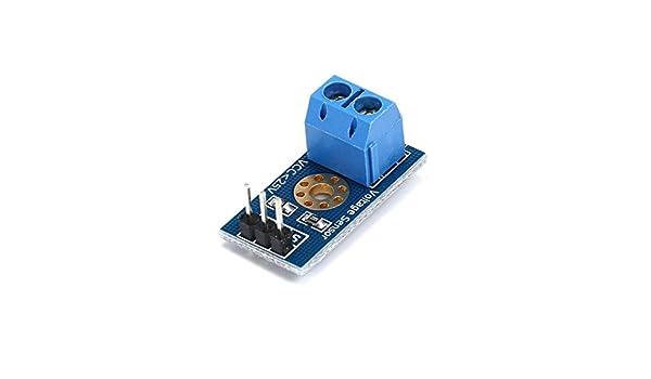 5 Standard Spannungssensor-Modul Test Elektronische Ziegel für Robot Arduino