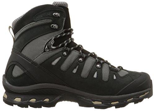 Salomon Quest 4d 2 Gtx, Chaussures de Randonnée Hautes Homme Gris (Detroit/black/navajo)
