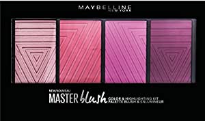 Maybelline New York Teint Master Blush Palette Blister