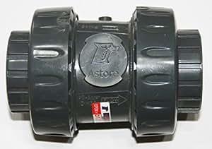 Clapet anti-retour à coller Pvc pression diam. 50