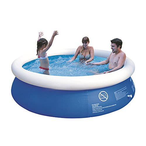 Jilong Prompt Set Pool Marin Blue 240 - Quick-up Pool 240x63cm