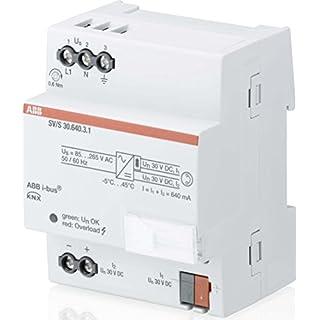 ABB Stotz S & J EIB Power Supply SV/S 30.640.3.1640ma Bus System Power Supply 4016779906210