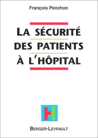Sécurité des patients à l'hôpital