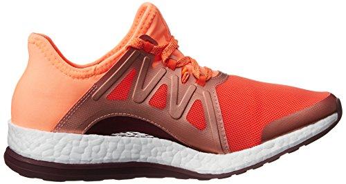 Orange Course Chaussures Arancione granat Femme narbri Pureboost Energi de adidas Xpose 4wq76ca