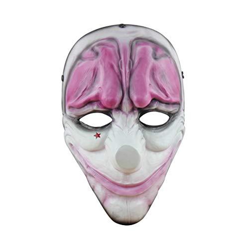 Halloween Maske Houston - Lingcheng Payday 2 Gameplay-Maske, Halloween-Maske für