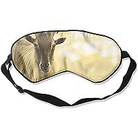 Goat 99% Eyeshade Blinders Sleeping Eye Patch Eye Mask Blindfold For Travel Insomnia Meditation preisvergleich bei billige-tabletten.eu