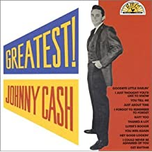 Johnny Cash: Greatest!