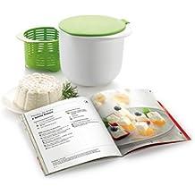 Lékué - Kit para hacer queso fresco con libro en inglés