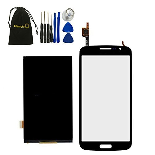 LCD Display Screen Replacement + Touch Digitizer Screen Replacement For Samsung Galaxy Grand 2 G7102 G7105 G7106 G7108 G7109 with opening tools(Black)  available at amazon for Rs.5709