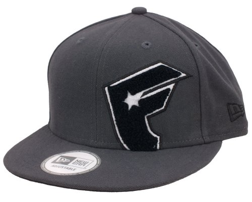 New Era Fms Snapback In The Wild Charcoal / Black / White - One-Size