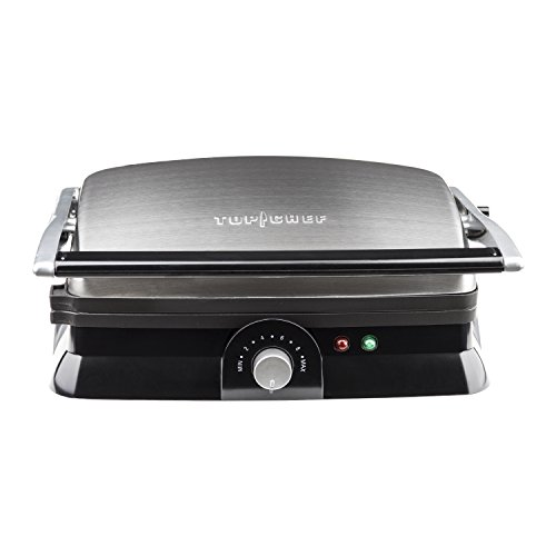 Top Chef TOPC745 Grill/Plancha/Barbecue, surface...
