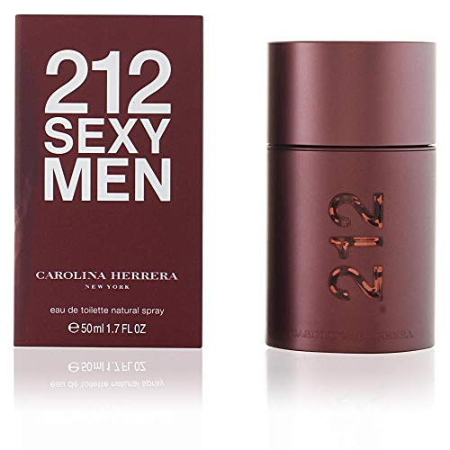 Carolina Herrera 212 Sexy Men, Eau de Toilette, homme/man, 100 ml (Herrera Parfüms Carolina Vip)