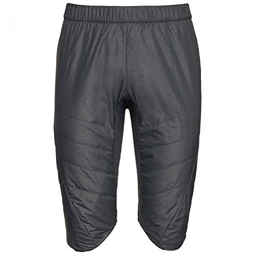 Odlo Herren Irbis Shorts, Black, XL (Laufen Hybrid Hose)