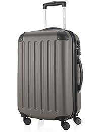 HAUPTSTADTKOFFER - Spree - Handgepäck Hartschalen-Koffer Trolley Rollkoffer Reisekoffer, TSA