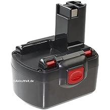 Batería de repuesto para Bosch PSR 1440GLI 14.4V 260733555826073356552607335657260733567726073356782607335685Accu batería battery Bateria batería